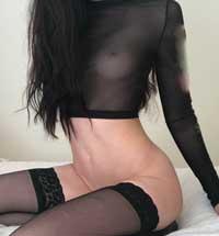 snygg sexig och singel tjej